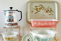 Pyrex/Fire King - Vintage Style