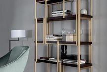 Bookcase cabinets