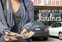 GIFTS OF KINDNESS / by Julie Godinez-Resch