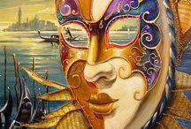 Венеция и маски