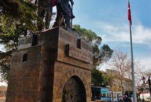 BURSA-Ulubatlı Hasan Anıtı