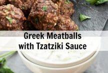 Greek dinner parties