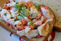 Looks Yummy! - Salads & Dressings / by Barbara Braswell