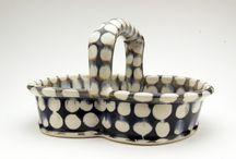 Ceramics: Baskets