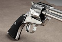 Single Action Revolvers / by Taylors Firearms