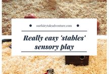 Sensory Play Ideas for Babies and Toddlers / Great ideas for sensory play for babies and toddlers  Board Requests please follow https://www.pinterest.co.uk/2hearts1roof/pins/ and email contact@twoheartsoneroof.com