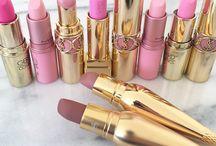 Maquiagem Produtos - Lábios