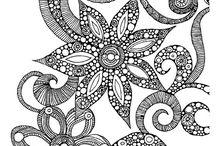 Art Journal Inspirations / by Mitzi Davis
