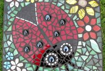 Stained Glass & Mosaics / by Agnes Robinson
