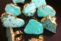 Rocks / Anything that glitters, that is spiritual, or decorative, you will find it here.