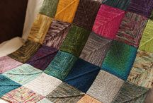 różne robótki na drutach