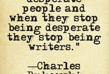 Writing / Writing inspiration, advice and infor