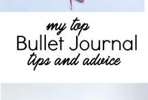 Bullet Journal / Bullet journal inspirationama da