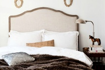 Bedrooms / by Mary Menge