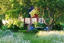Vintage Style - Garden