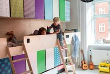 Kids room for twoo