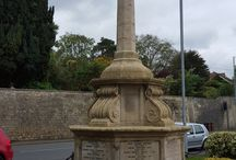 #MondayMemorial / Each Monday we will be looking to share images of War Memorials from around the UK.  Please share and post with us using #MondayMemorial