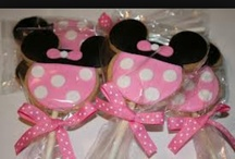 mini mouse biscuits