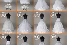 Wedding, prom, party dress +acc