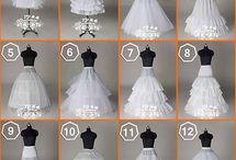 tipo de petticoats