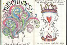 Art Journal - Visual Blessings