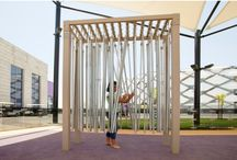 AA Urban Non-wood Playgrounds