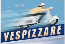 Vespizzare / Vespa Riding Time