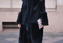 Outside the Vogue / fashion   street style   urban  