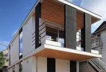 Architecture love  / by Melissa El-Hachem