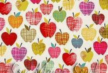 love les pommes / by mimi poud'de riz