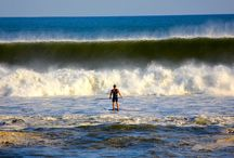Standup Paddle Surfing / SUP Surfing