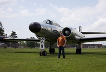 CF-100s I've visited / by Barry Doyon