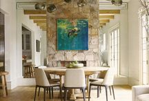 DINING ROOMS / by Jay Jeffers