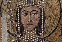Basileia Rhōmaiōn  Βασιλεία Ῥωμαίων or Imperium Romanum / Basileia Rhōmaiōn or Imperium Romanum was the continuation of the Roman Empire initiated the east, centred on the emperor Constantine's Nova Roma.