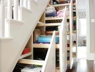 Storage and organization ideas / by Natalie Colby