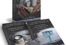 Платные видео-материалы по работе с меловыми красками на русском языке! / Платные видео-материалы по работе с меловыми красками на русском языке от Светланы Шамшиной.
