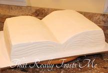 Bible cake Oct