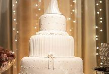 Bolo de casamento clássico / Bolos de casamento no estilo clássico!
