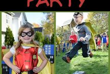 James Harris' 5th birthday party
