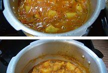 Potato's thokhu