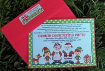 Christmas Cookie Decorating Party / A Cookie Decorating Party is a fabulous way to engage children in exciting and fun Christmas preparations. / by Michelle Wise @ That Party Chick