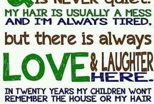 Sayings - Children and Love