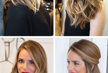 Hairstyles / Idea's for hairstyles