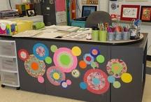 Classroom Decor / by Ami Caldwell