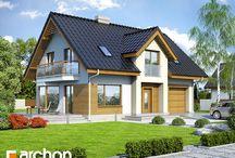 új ház ötlet