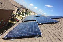SOLAR PANEL INSTALLATIONS - SAN ANTONIO, TEXAS