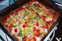 Essen  - Pizza