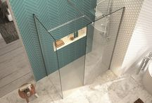 Merlyn Showerwall Collection / The advantages of Showerwalls are numerous - they are easier to clean, great for small spaces and offer ease of access to all ages. Merlyn offers you a vast range of Showerwalls with every style and budget in mind.