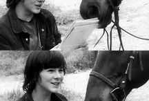 Chandler Riggs / The one and only Chandler Riggs