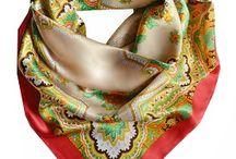 šátky,šály / scarves
